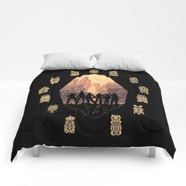 Zodiac Age Comforters