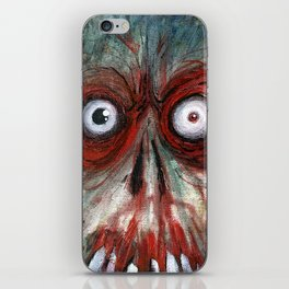 the fear iPhone Skin