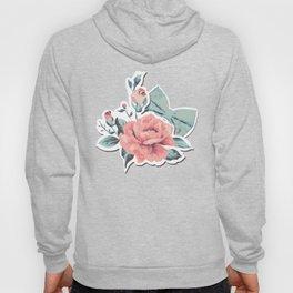 Rose Beauty Hoody