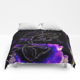 Midnight Clubbing Comforters