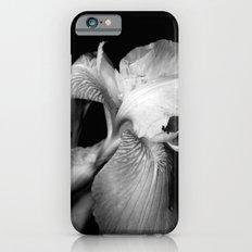 Iris in Black and White iPhone 6s Slim Case