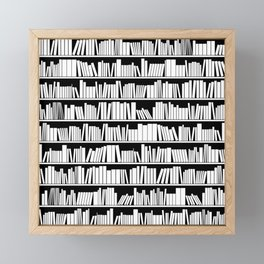 Read 'em and Weep Framed Mini Art Print