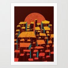 Urbano Art Print