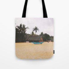 Mount Lavinia Beach, Sri Lanka Tote Bag