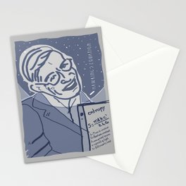 Dear Stephen Hawking / Stay Wild Collection Stationery Cards