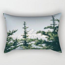 Mount Hood XVI Rectangular Pillow