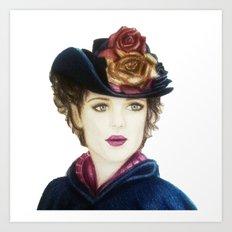 Irene Adler Art Print