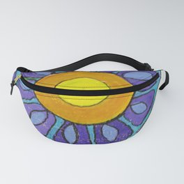 Springtime Series #1 Dragonfly Fanny Pack