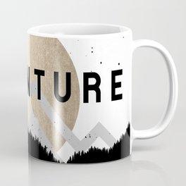 Adventure Golden Sunrise Coffee Mug