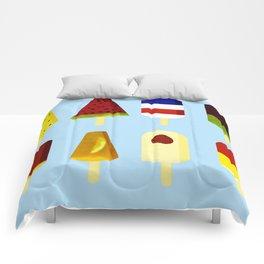 Summer bliss Comforters