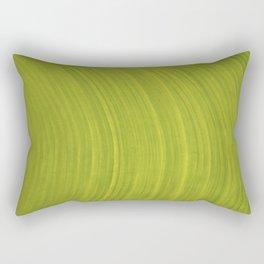 Green Circles by nikosono Rectangular Pillow