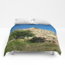 Rugged Landscape Tree Comforters