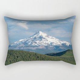 Mt Hood Oregon Rectangular Pillow