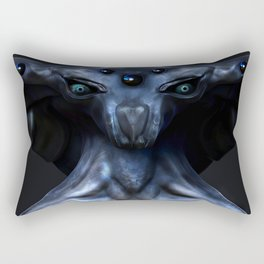 The Stargazer Rectangular Pillow