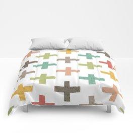 CRISSCROSSED Comforters