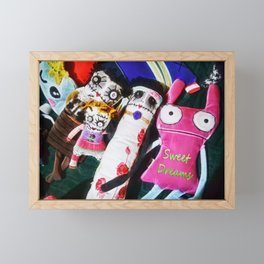 Sweet Dreams Framed Mini Art Print
