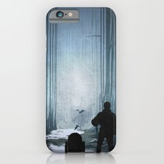 The Empire Strikes Back (1980) Movie Poster iPhone 6 Slim Case