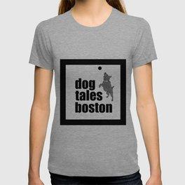 Dog Tales Boston 2018 T-shirt