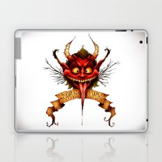 Krampus is Coming Laptop & iPad Skin