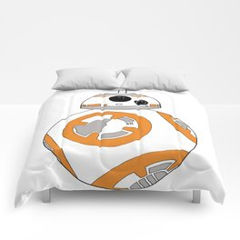 BB-8 Astromech Droid Comforters