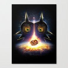 Majora's Mask Operation Moonfall Canvas Print