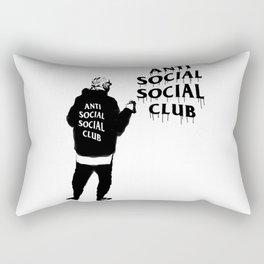 hype series _anti anti Rectangular Pillow