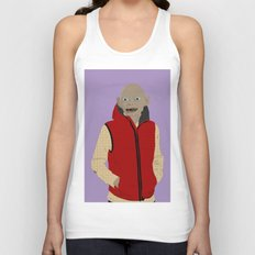 GOLLUM MODERN OUTFIT VERSION - The lord of the rings Unisex Tank Top