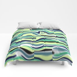 Abstract pattern 155 Comforters