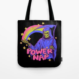 Power Nap Tote Bag