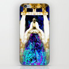 gold water on serenity iPhone & iPod Skin