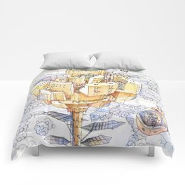 The Flower City Comforters