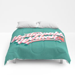 Unstoppable Women Comforters