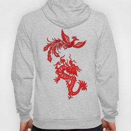 Phoenix Dragon Feng Shui Hoody