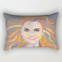 Felicity Medusa Rectangular Pillow