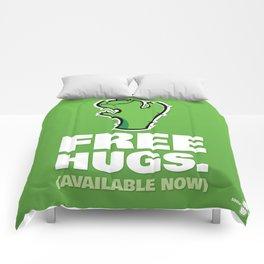 Free Hugs. Comforters