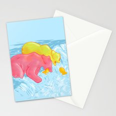 WILD SNACKS Stationery Cards