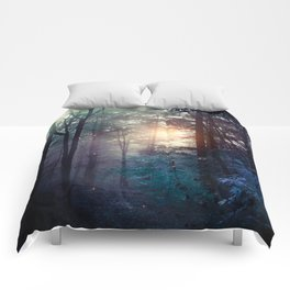 A walk in the forest Comforters