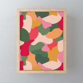 Enjoy Simple Pleasures Framed Mini Art Print