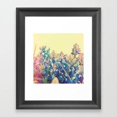 Mixed emotions! Framed Art Print