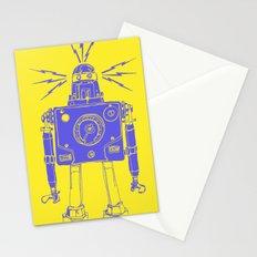 Mr Roboto Stationery Cards