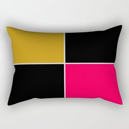 Unit 4 colors 1 Rectangular Pillow