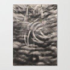 GHOST 20 Canvas Print