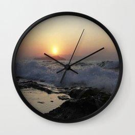 Crete, Greece 5 Wall Clock