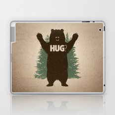 Bear Hug Laptop & iPad Skin