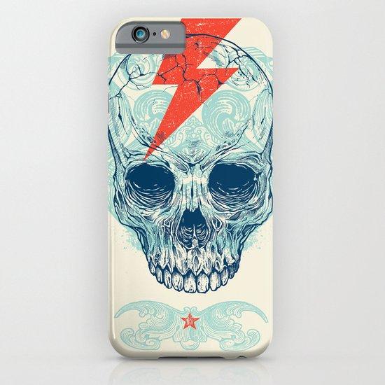Skull Bolt iPhone & iPod Case