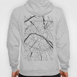 Paris Minimal Map Hoody