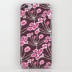 Floral Sprigs iPhone & iPod Skin