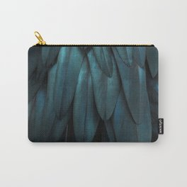 DARK FEATHERS Carry-All Pouch