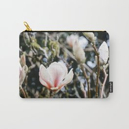 I'm blooming in the rain Carry-All Pouch