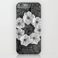 Flower circle Slim Case iPhone 6s